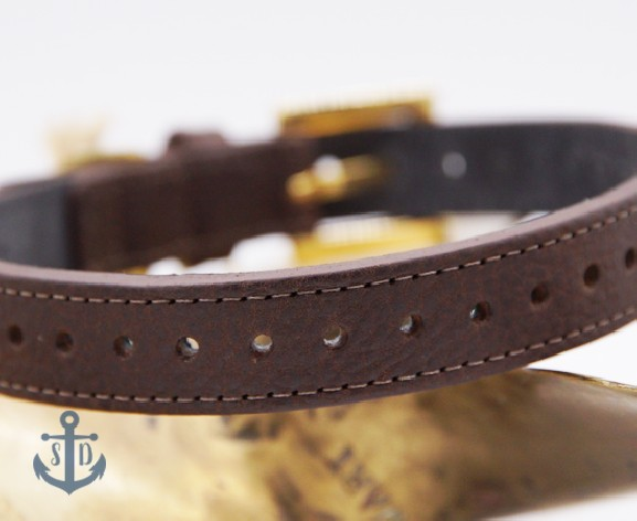 The Rene Brown Leather Collar