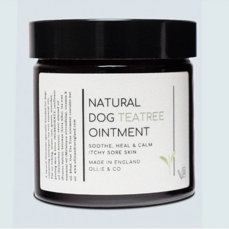 Ollie & Co Natural Dog Teatree Ointment