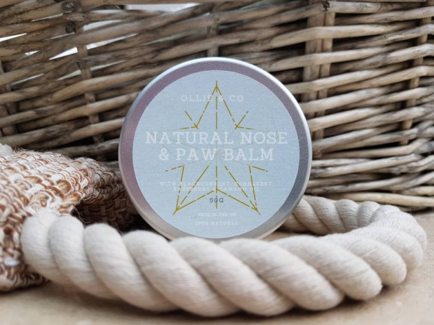 Ollie & Co Nose & Paw Balm